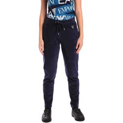 Îmbracaminte Femei Pantaloni de trening Emporio Armani EA7 6ZTP87 TJN9Z Albastru