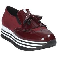Pantofi Femei Pantofi Slip on Grace Shoes 2012 Roșu