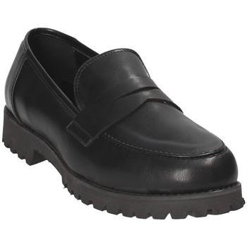Pantofi Femei Mocasini Grace Shoes 0215 Negru