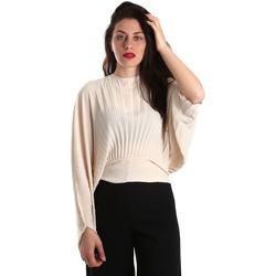 Îmbracaminte Femei Topuri și Bluze Denny Rose 821DD40001 Bej