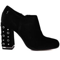Pantofi Femei Botine Gattinoni PINDL0777W Negru