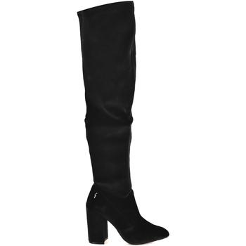 Pantofi Femei Cizme casual Gattinoni PINOD0782W Negru