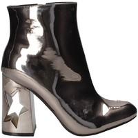 Pantofi Femei Botine Gold&gold B18 GM31 Gri
