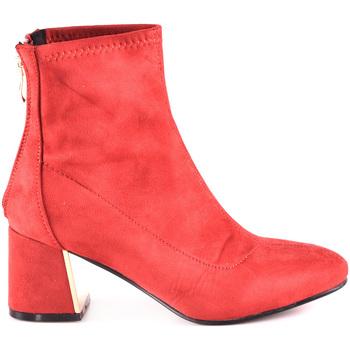 Pantofi Femei Botine Gold&gold B18 GY07 Roșu