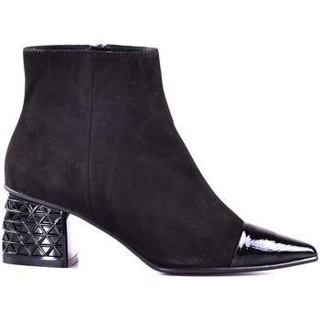 Pantofi Femei Botine Elvio Zanon I1603X.ELZNKCNENER Negru