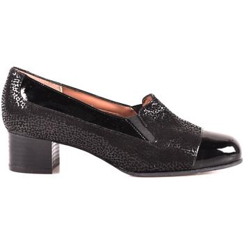 Pantofi Femei Balerin și Balerini cu curea Grace Shoes I8306 Negru