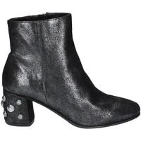 Pantofi Femei Botine Elvio Zanon I5503G.ELZMPHANTRA Negru