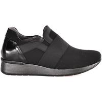 Pantofi Femei Pantofi Slip on Melluso R25018T Negru