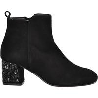 Pantofi Femei Botine Melluso Z801E Negru