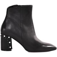 Pantofi Femei Botine Melluso Z940 Negru