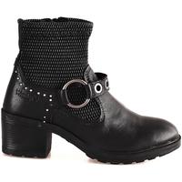 Pantofi Femei Botine Wrangler WL182550 Negru