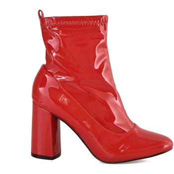 Pantofi Femei Botine Gold&gold B18 GM29 Roșu