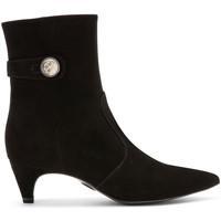 Pantofi Femei Botine Carmens Padova A42191 Negru