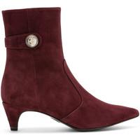 Pantofi Femei Botine Carmens Padova A42191 Roșu