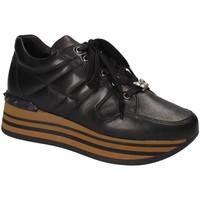 Pantofi Femei Pantofi sport Casual Triver Flight 232-11A Negru