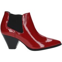 Pantofi Femei Botine Janet&Janet 42300 Roșu