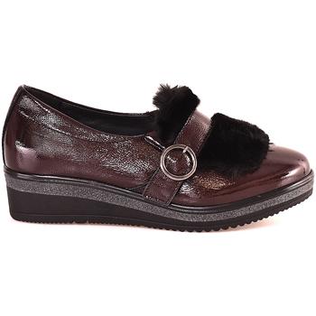 Pantofi Femei Mocasini Grunland SC3148 Roșu