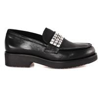 Pantofi Femei Mocasini Mally 5896 Negru