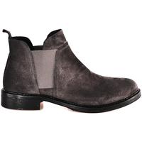 Pantofi Femei Botine Mally 5948 Gri