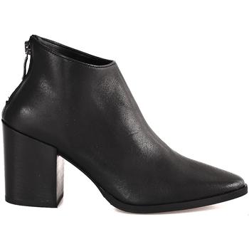 Pantofi Femei Botine Mally 6341 Negru