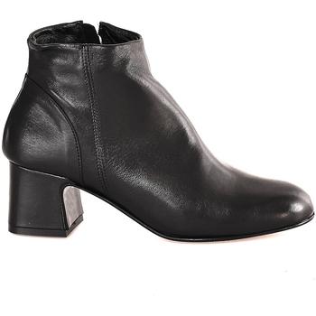 Pantofi Femei Botine Mally 6357 Negru