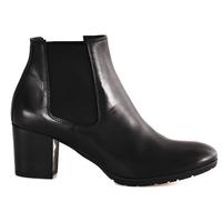 Pantofi Femei Botine Mally 6418 Negru