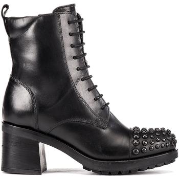 Pantofi Femei Botine Lumberjack SW49501 001 Q12 Negru