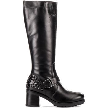 Pantofi Femei Cizme casual Lumberjack SW49507 001 Q12 Negru