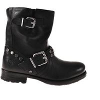 Pantofi Femei Botine Lumberjack SW53001 002 Q12 Negru
