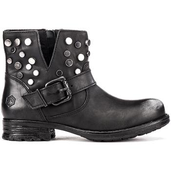 Pantofi Femei Botine Lumberjack SW53003 001 Q12 Negru