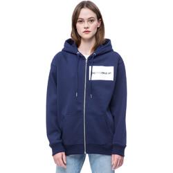 Îmbracaminte Femei Hanorace  Calvin Klein Jeans J20J207832 Albastru