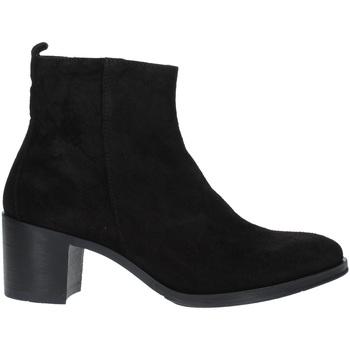 Pantofi Femei Botine Marco Ferretti 172412MF Negru