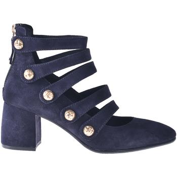 Pantofi Femei Pantofi cu toc Elvio Zanon I0703P Albastru