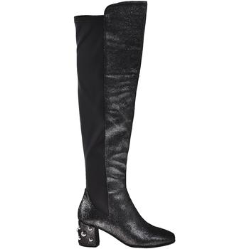 Pantofi Femei Cizme casual Elvio Zanon I5504G Negru