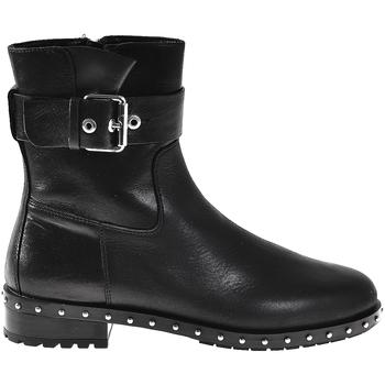 Pantofi Femei Botine Elvio Zanon I6201N Negru