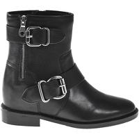 Pantofi Femei Botine Elvio Zanon I7005N Negru