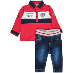 Îmbracaminte Băieți Compleuri copii  Losan 827-8032AC Roșu
