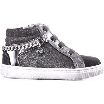 Pantofi Fete Pantofi sport stil gheata NeroGiardini A820535F Gri