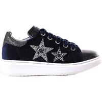 Pantofi Fete Pantofi sport Casual Nero Giardini A830622F Albastru