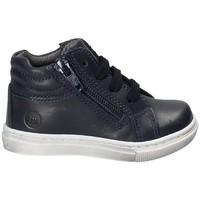 Pantofi Copii Ghete Melania ME1453B8I.C Albastru