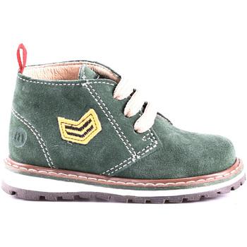 Pantofi Copii Ghete Melania ME1032B8I.A Verde