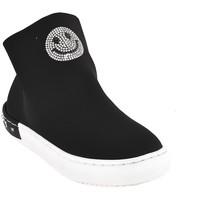 Pantofi Copii Pantofi sport stil gheata Holalà HS0015T0002J Negru