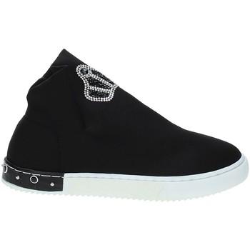 Pantofi Copii Pantofi sport stil gheata Holalà HS0017T0002J Negru