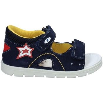 Pantofi Fete Sandale sport Falcotto 1500680-01-9101 Albastru