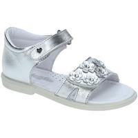 Pantofi Fete Sandale  Falcotto 1500702-02-9111 Argint