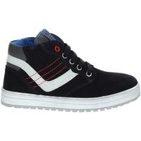 Pantofi Copii Pantofi sport stil gheata Asso 68709 Albastru