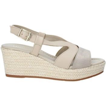 Pantofi Femei Sandale  Valleverde 32211 Bej