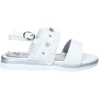 Pantofi Fete Sandale  Joli JT0045S Alb