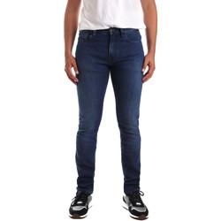 Îmbracaminte Bărbați Jeans skinny Calvin Klein Jeans K10K103319 Albastru