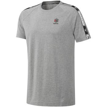 Îmbracaminte Bărbați Tricouri mânecă scurtă Reebok Sport DT8146 Gri